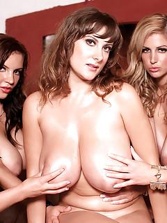 Big Tit Lesbians Porn