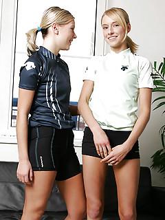 Lesbian Shorts Porn