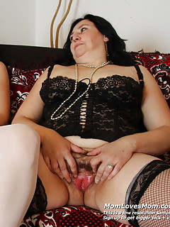 BBW Lesbians Porn