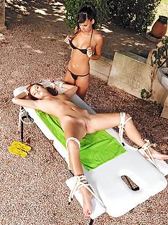 Lesbian Bondage Porn